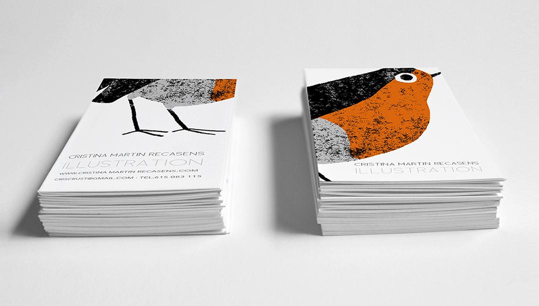Cristina Martin Business Card