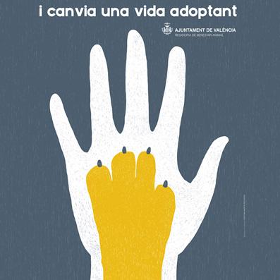 Campaña contra abandono